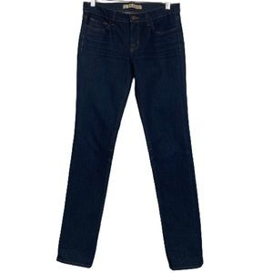 J Brand Straight Leg Jeans in Ink Wash